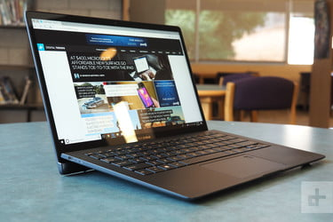 Asus ZenBook S vs  Dell XPS 13 | Digital Trends