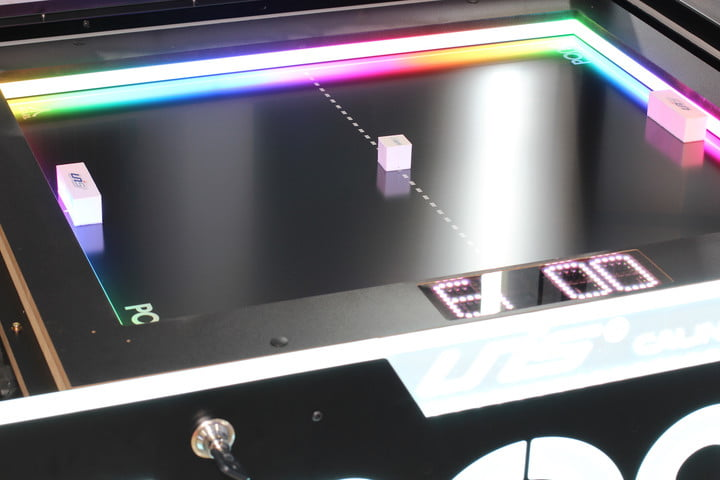 the coolest gaming tech ces 2019 atari arcade 3