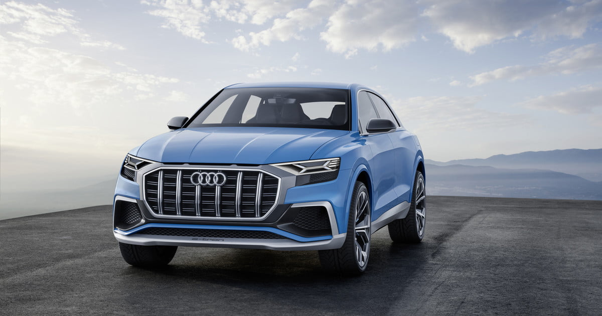 Audi Q8 Concept | News, Pictures, Range, Specs, Performance | Digital Trends