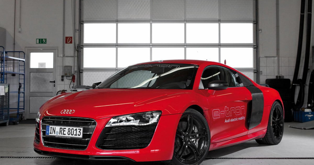 2015 audi r8 e tron on sale second half of 2014 with 280. Black Bedroom Furniture Sets. Home Design Ideas