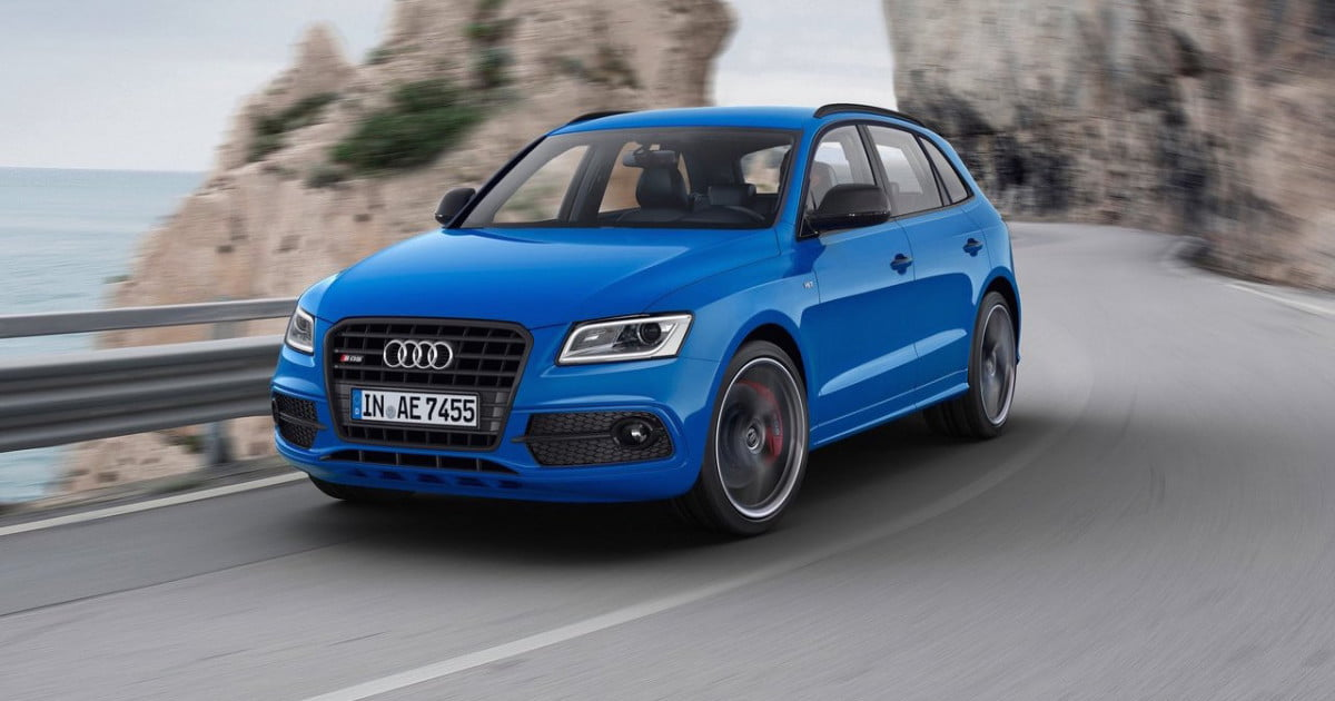 Audi S Next Generation Q5 Will Get A New Range Topping Rs Version With 400 Hp