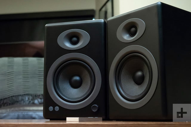 audioengine a5 plus both offset right low