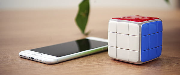 Awesome Tech You Can't Buy Yet: Smart Rubik's Cubes, diving drones, robot artists