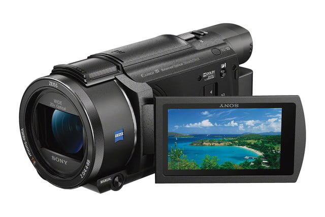 sony action cam and camcorders ax53 0002