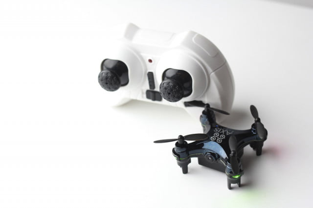 introducing the axis vidius drone axis2