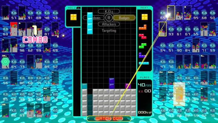 Tetris 99: Tips and Tricks For Learning How to Play Like a Tetromino