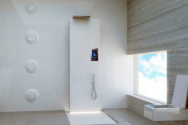 futurologist predicts how bathrooms will look in 2040 bathroom of the future shower 2