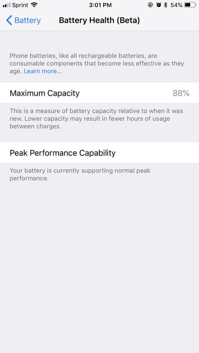 ios 12 tips and tricks 2 battery health 1