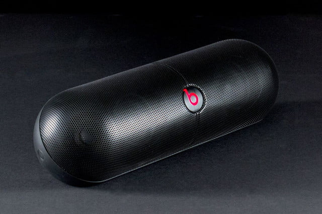 Beats By Dre PillXL front left angle