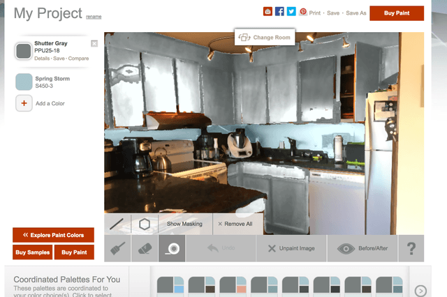 best tools to help you pick out paint colors for your walls behr smart color tool final