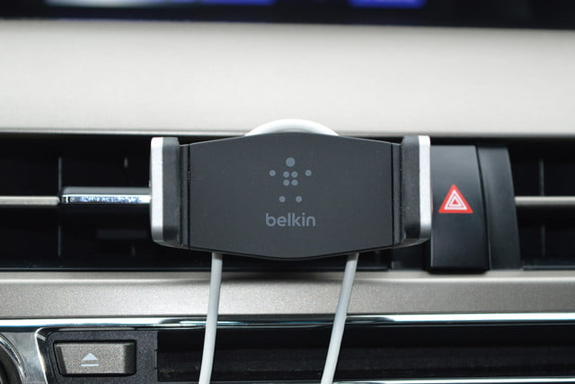belkin car vent mount first impressions 011