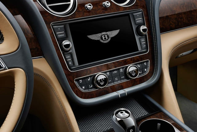 bentley says its bentayga suv can do it all but will customers bite  centre consoleb