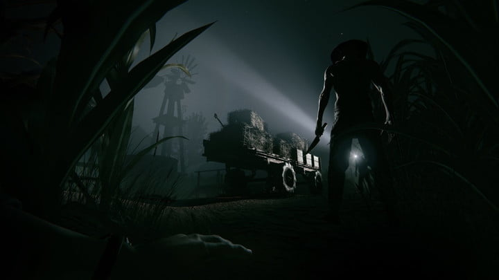best horror games of all time outlast 2