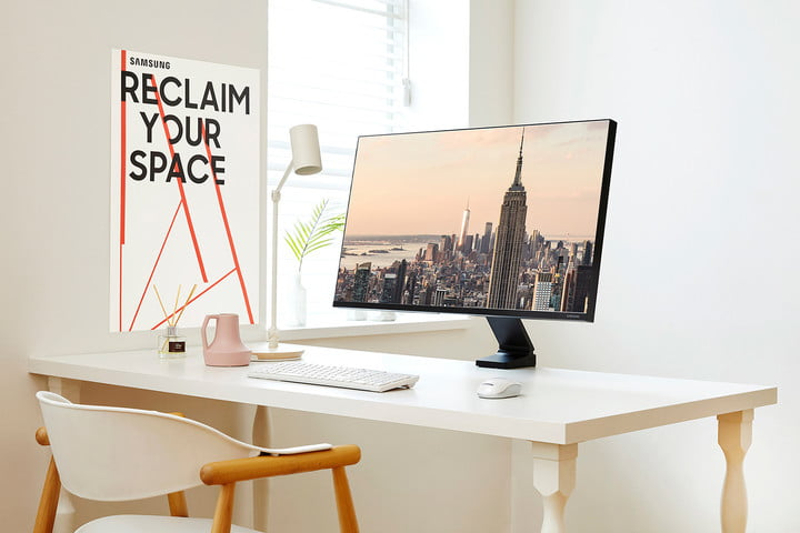 top monitors ces 2019 best samsung space monitor