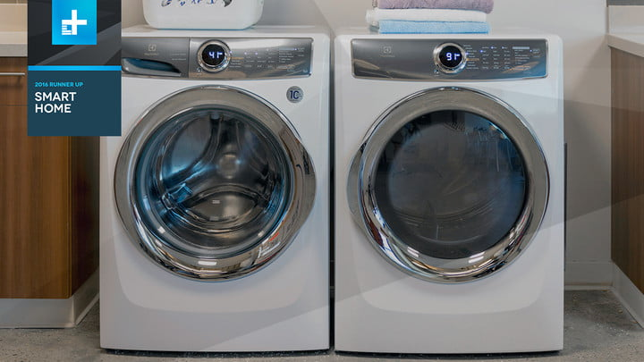 this electrolux washer is designed for laundry pods digital trends