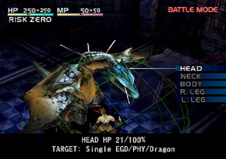 best ps1 games vagrant story
