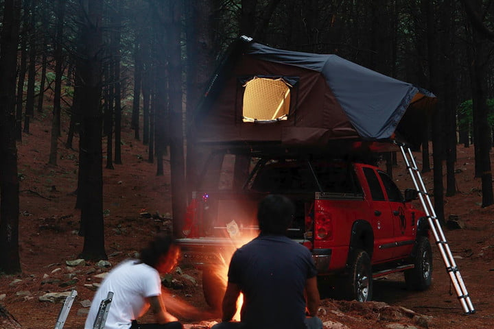 Best Rooftop Tents & Car Camp in Style with One of the Best Rooftop Tents Currently ...