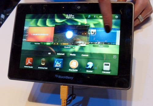 ex rim employee says the playbook faces challenges digital trends rh digitaltrends com BlackBerry PlayBook Wallpaper BlackBerry PlayBook Accessories