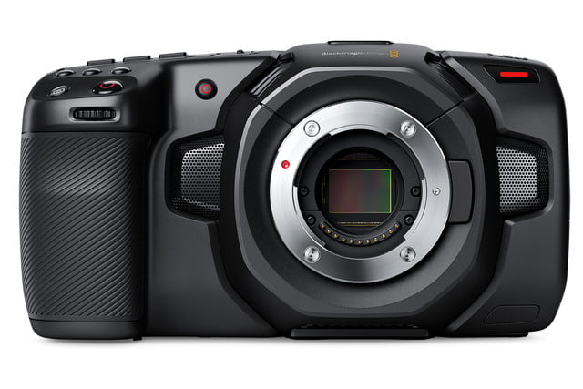 blackmagic pocket cinema camera 4k davinci resolve 15 announced front