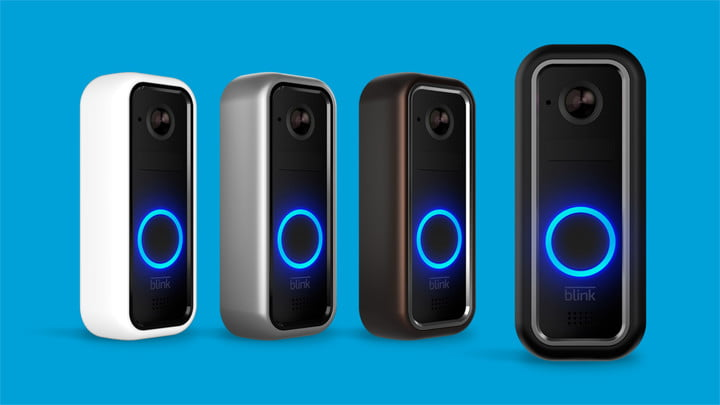 With batteries that last 2 years, Blink's Video Doorbell has no need for wires