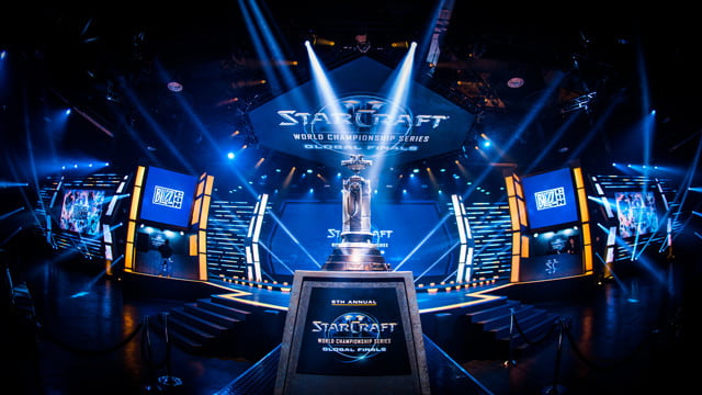 blizzcon 2018 esports schedule starcraft ii world championship