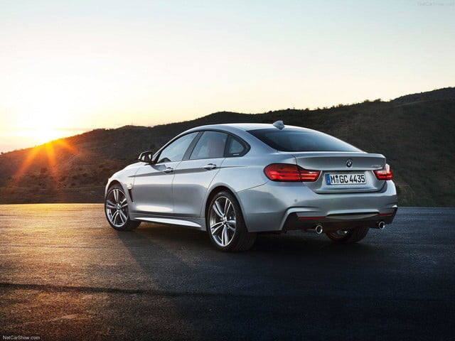 BMW-4-Series_Gran_Coupe rear angle