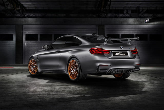 bmw-concept-m4-gts rear angle