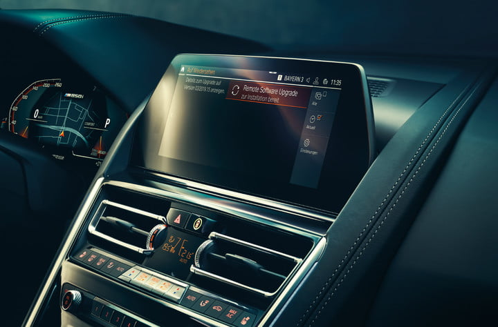 bmw intelligent personal assistant 3
