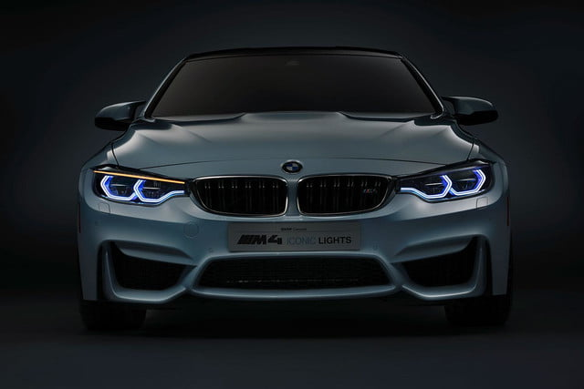 BMW M4 Concept Iconic Lights 19