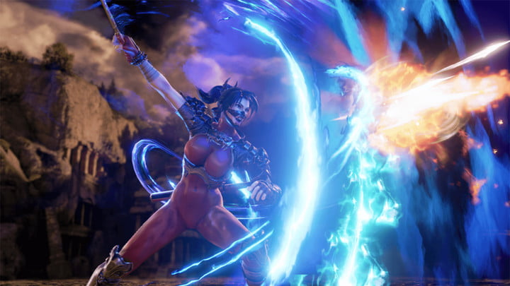 soulcalibur vi is intuitive and fun even if youve strayed from the series bnea scvi taki