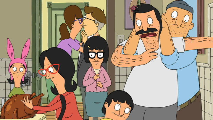 best thanksgiving movies bob s burgers turkey in can