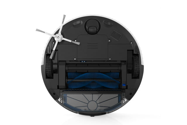 the bobi pet is a robot vacuum made to clean hair bobsweep bottom