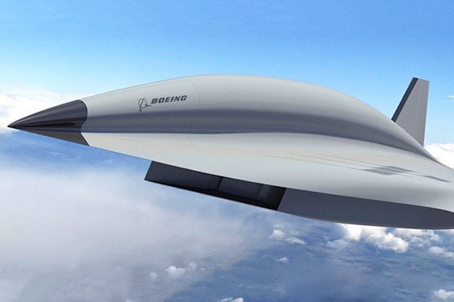 Boeing's 'son of Blackbird' hypersonic plane is designed to hit 3,800 mph