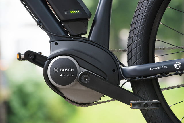 Bosch electric drive systems