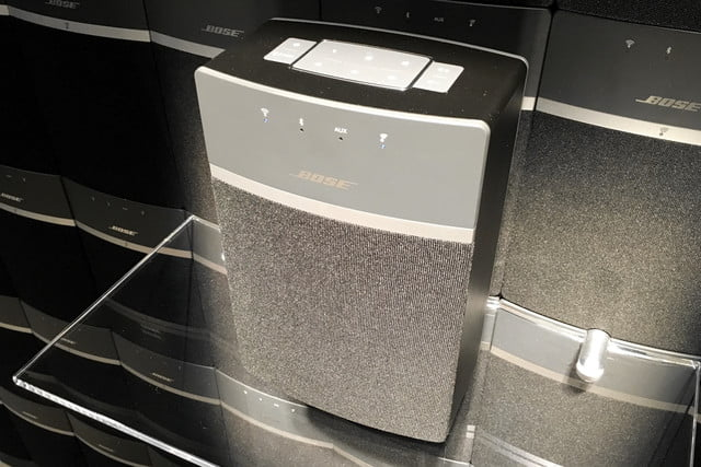 bose adds affordable but powerful bluetooth speaker to soundtouch wireless system soundtouch10 5