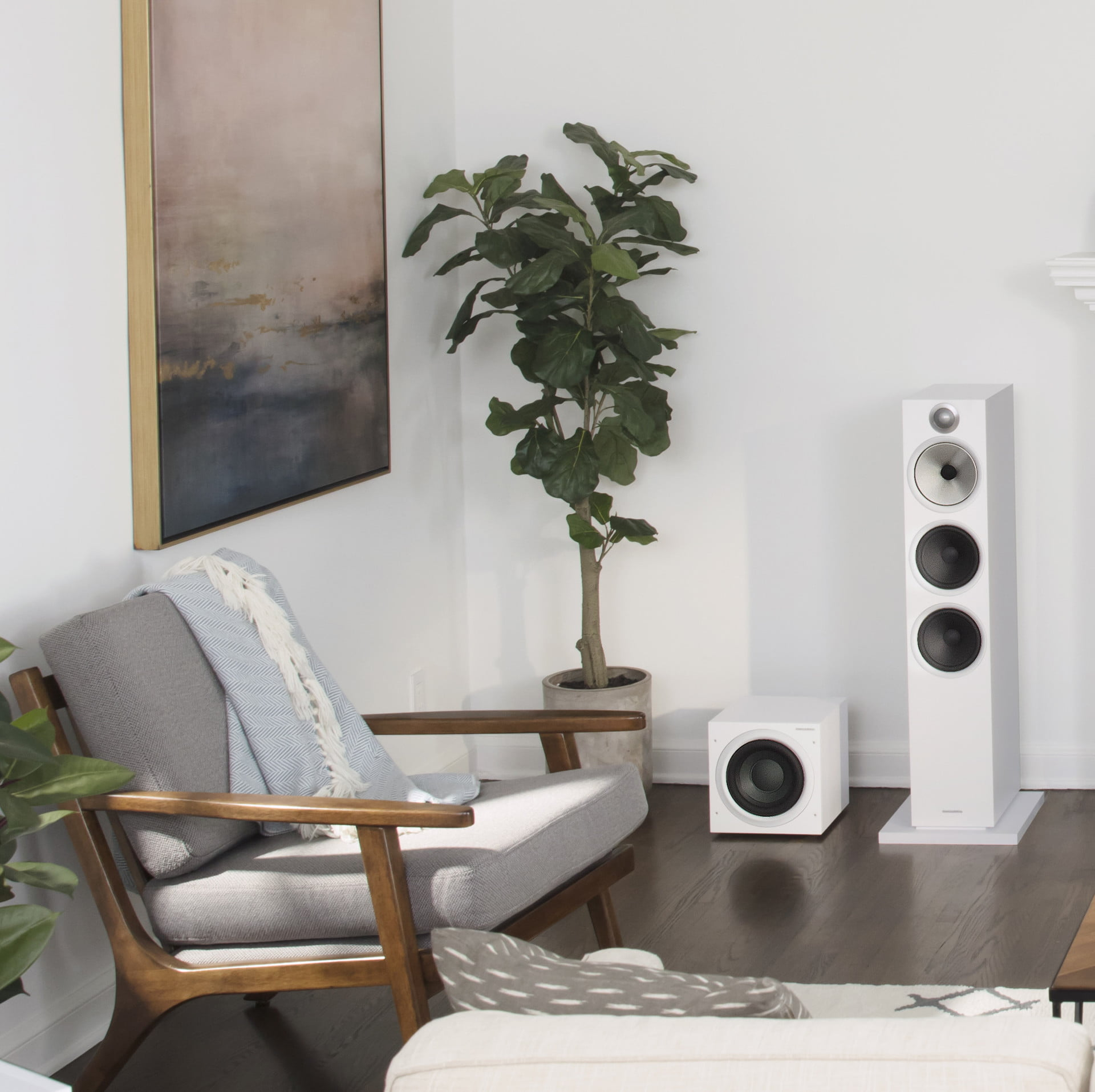 bowers wilkins 39 latest 600 series speakers sound better. Black Bedroom Furniture Sets. Home Design Ideas