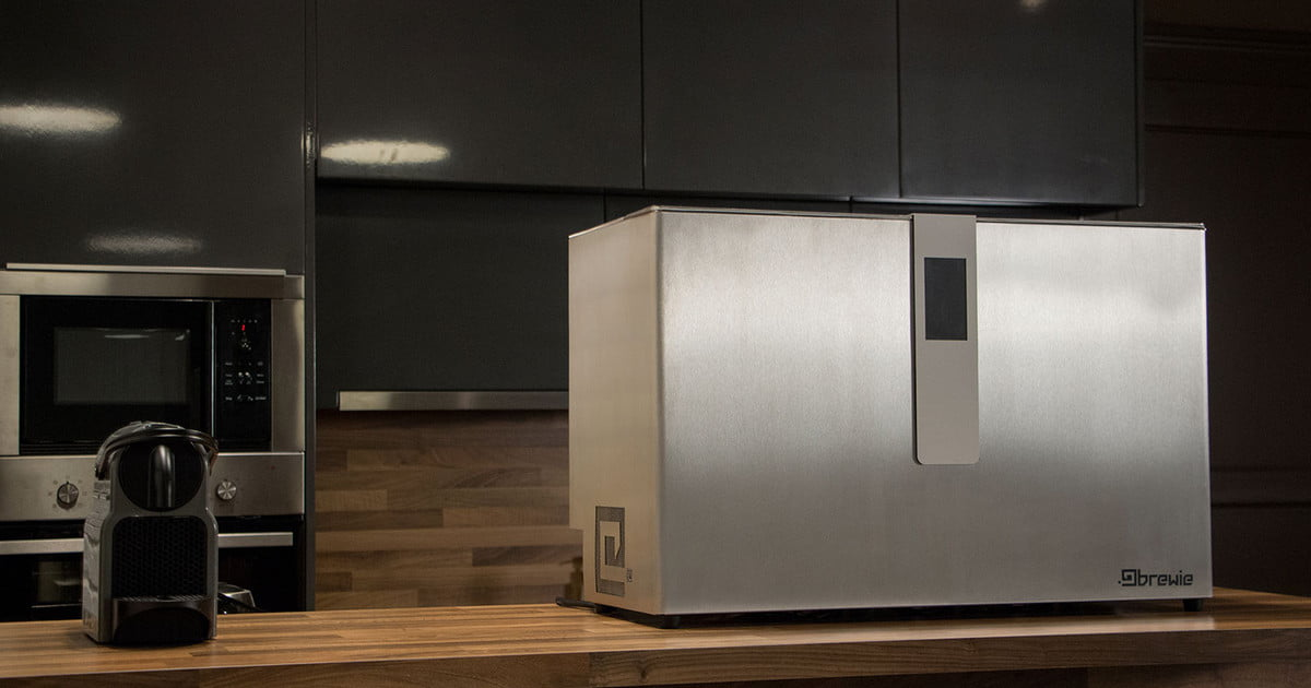 Brewie Home Brewing System Available For Pre Order