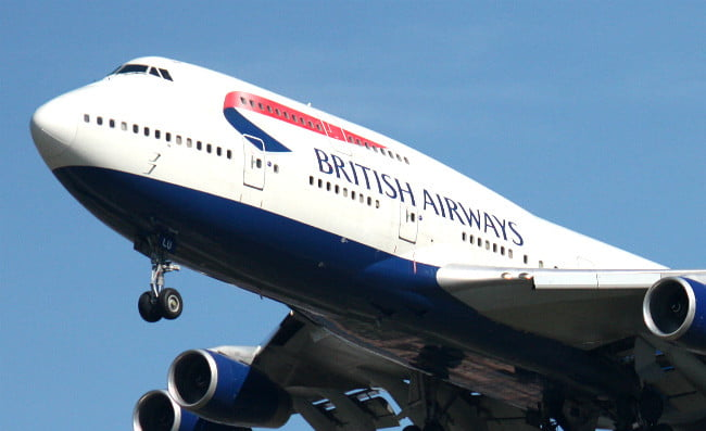British Airways Glitch Results In 42m Quote For Family Vacation
