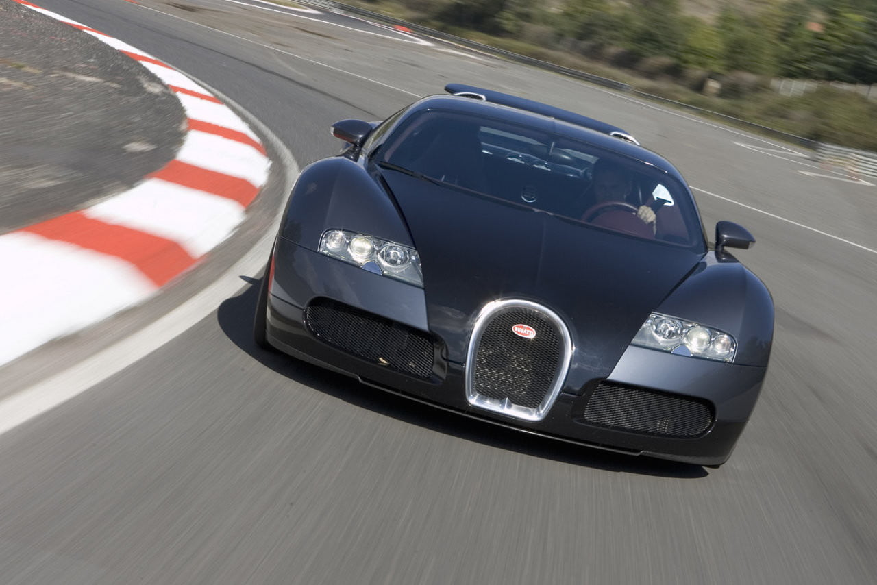 Top Ten Terrified Cars Digital Trends Veyron W16 Engine Diagram Output Speed Price Tag And Even Its Massive 80 Liter Quad Turbocharged Were On The