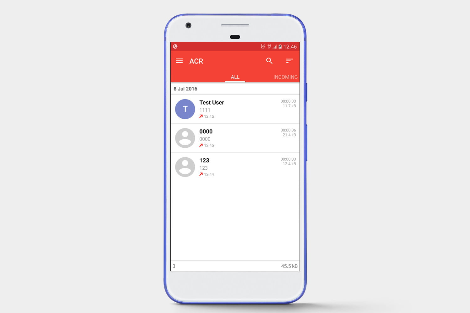 How to enable call recording on Android 88
