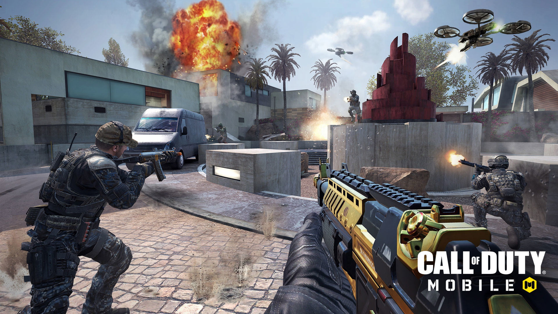 Call of Duty: Mobile Is the Best Shooter I've Played on a Smartphone    Digital Trends