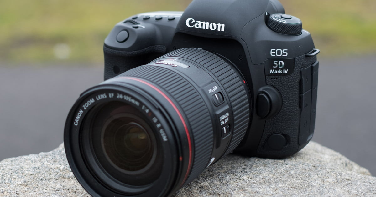 Image result for Canon EOS 5D Mark IV image