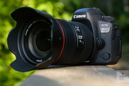 Amazon Drops Huge $700 Discount on the Canon EOS 6D Mark II