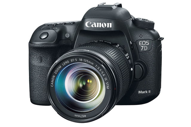 hands on review canon eos 7d mark ii front angled press image