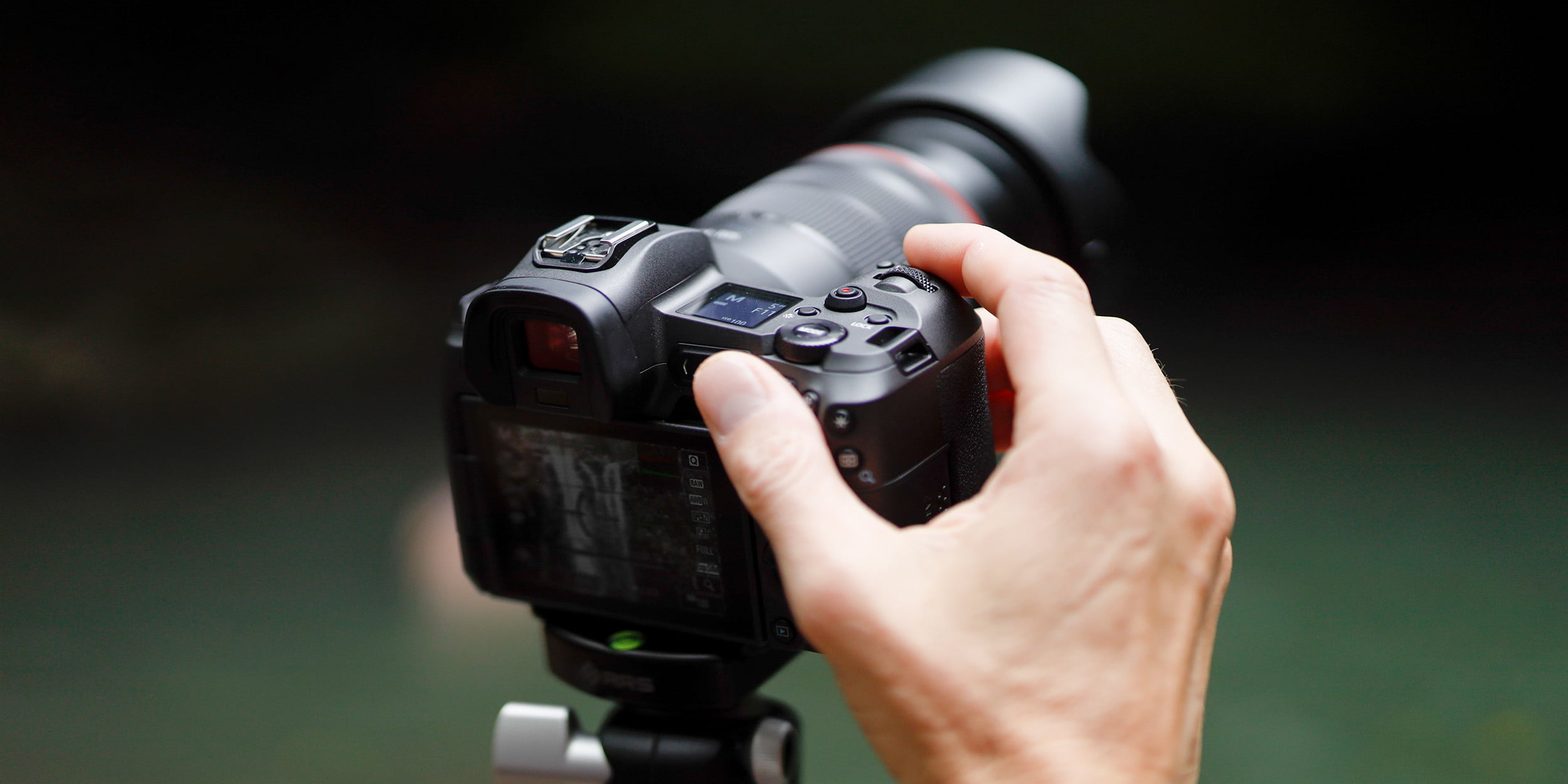 Canon Eos R Full Frame Mirrorless Camera Hands On