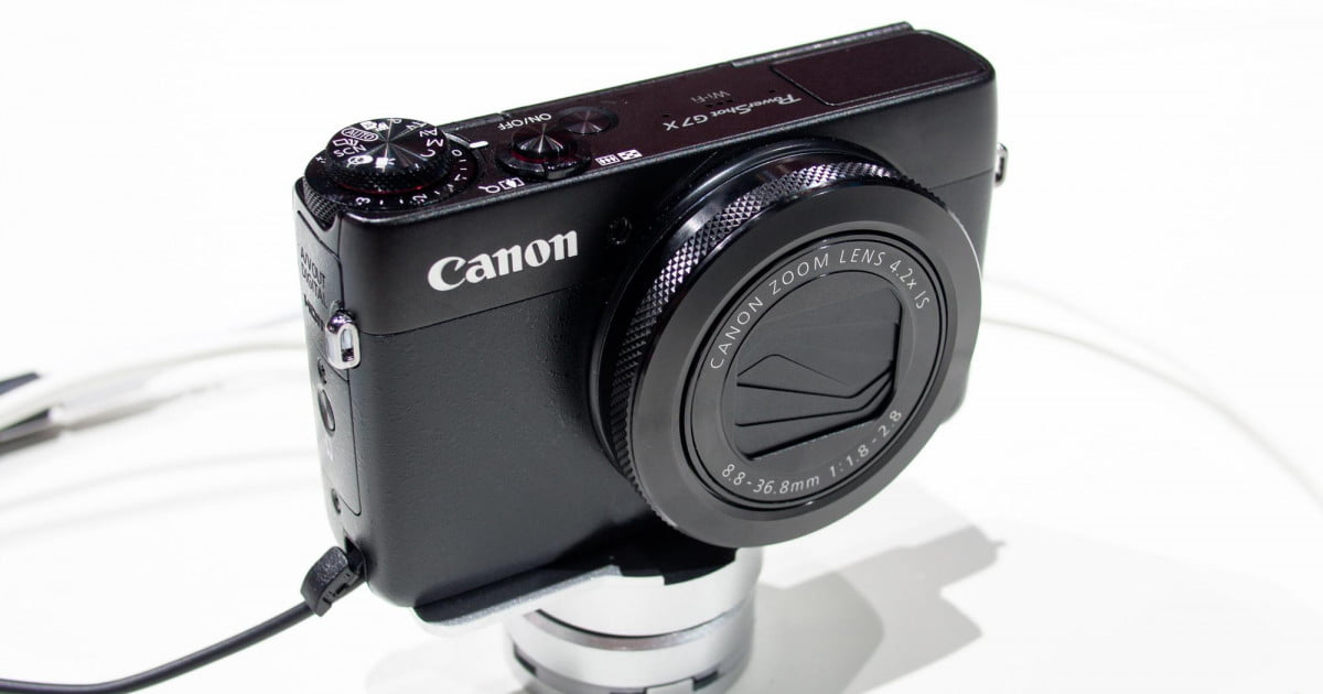 Canon G7 X Packs A Lot Of Punch In A Pocket Camera