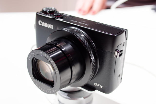 canon g7 x 1 inch sensor compact packs lot punch pocket g7x lens extended