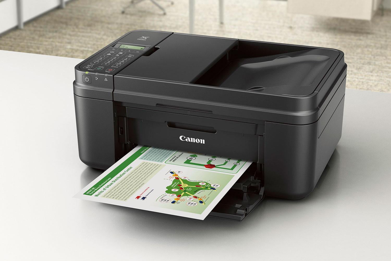 how to connect canon printer to wifi without cd