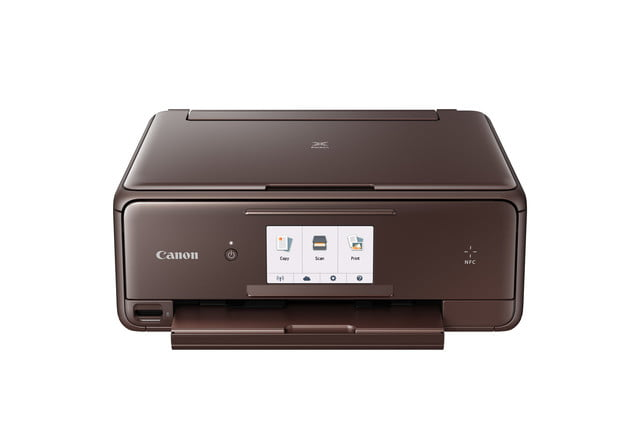 canon pixma ts all in ones ts8020 brown cutout