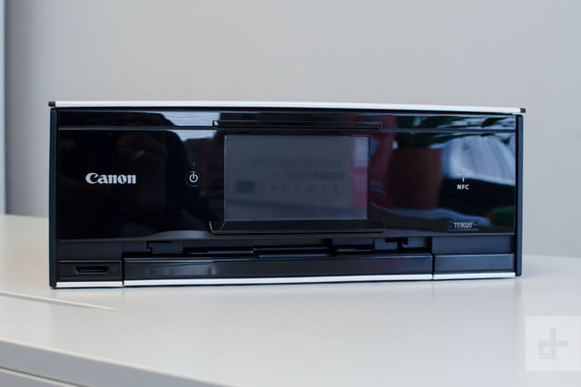 Canon Pixma TS9020 review front